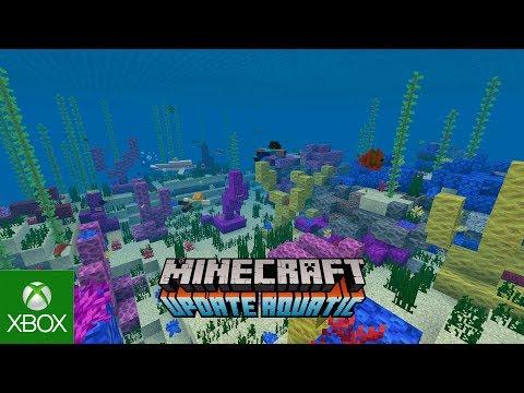 Minecraft Update Aquatic Is Now Live!