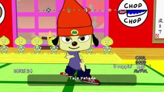 Vídeo PaRappa The Rapper Remastered