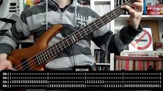 BAD RELIGION - 21st century (digital boy) (bass cover w/ Tabs)