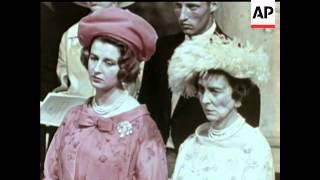 The Royal Wedding - Colour - 1961