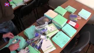 Донецкий политехнической техникум получил помощь из России(, 2015-02-25T08:47:56.000Z)