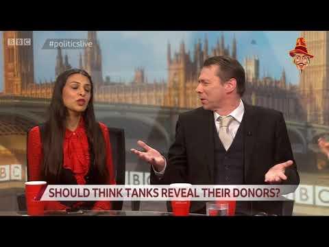 BBC's Think Tank Funding Hypocrisy