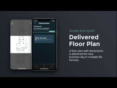 Creating floor plans has never been easier than now | CubiCasa Mobile App