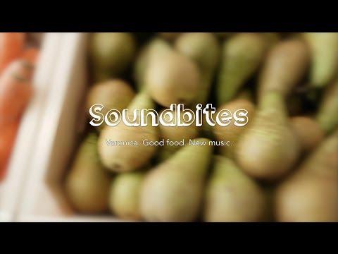 Soundbites: Veronica, good food & new music (episode 1)