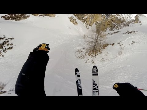 GoPro: Léo Taillefer Wins $20,000 for Line of The Winter