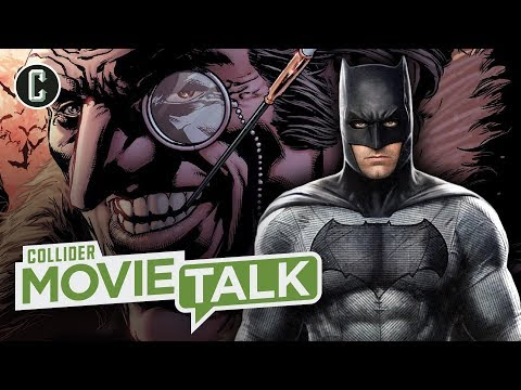 Should Penguin Be The Only Villain in Matt Reeves' Batman?  Movie Talk