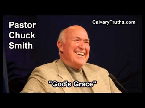 God's Grace - Pastor Chuck Smith - Topical Bible Study