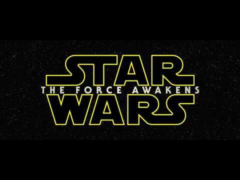 Star Wars׃ Episode VII - The Force Awakens (Trailer)