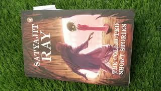Unboxing satyajit ray book (short story) 📗📗 from flipkart
