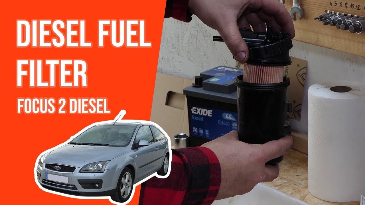 how to replace the fuel filter