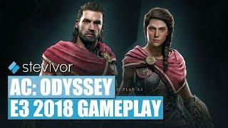 Assassin's Creed Odyssey - E3 2018 demo, both Kassandra & Alexios' openings | Stevivor