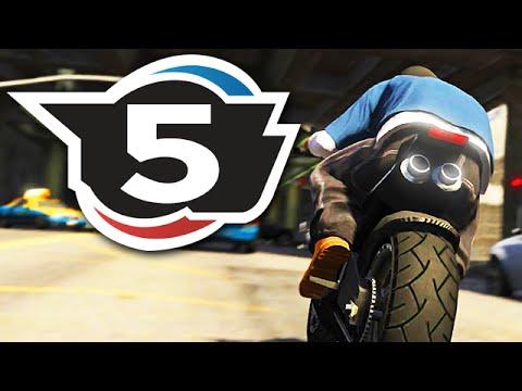 New Top GTA 5 Stunts of The Week! #5 [GTA V Stunts ...
