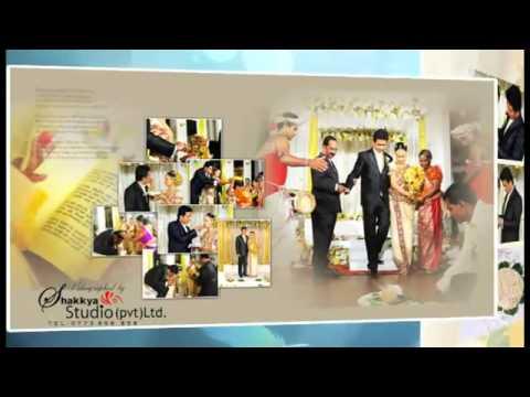 Wedding album creation with shakkya studio   YouTube