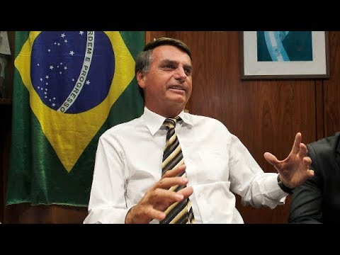 Brazil's 'Donald Trump of Brazil' Runs for President