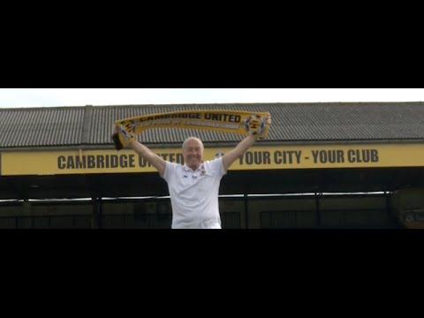 Lovely Bunch - a short documentary about the fans of Cambridge United.