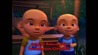 Gambar cover Upin and Ipin -  Raja Buah  - Reverse video