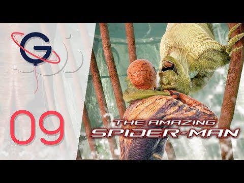 THE AMAZING SPIDER-MAN FR FIN #9 : Le Lézard