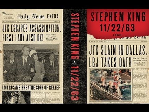 Stephen King 11/22/63 Part 1