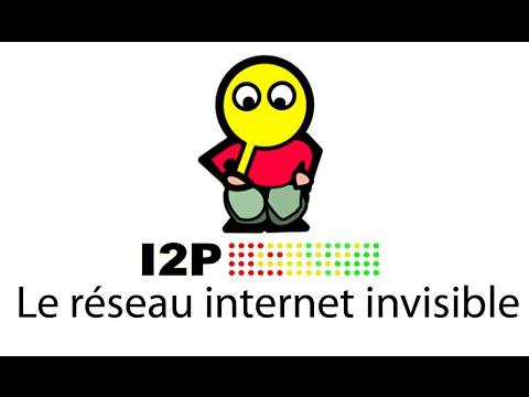 I2P - Le réseau internet invisible et anonyme