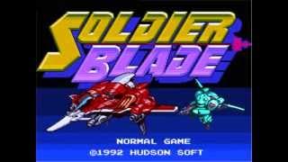 Soldier Blade - Operation 6