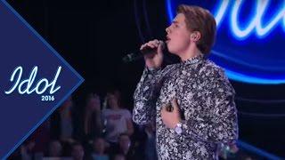 Se Oskar Häggströms framträdande i pausen under Idolfinalen - Idol Sverige (TV4) thumbnail