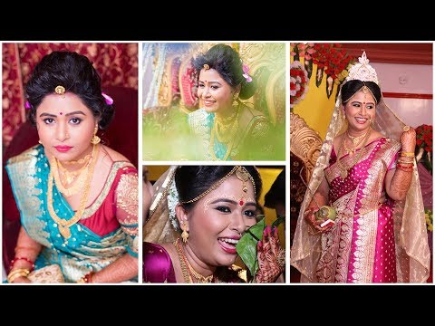 My Wedding Look || Indian Wedding Outfits || Sharing My Wedding Sarees And Album With You