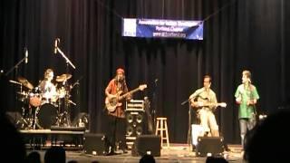 Indian Ocean concert held at portland, Oregon - Des mera rangrezi (Peepli live)
