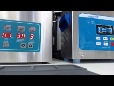 Ultrasonic Cleaner Showdown- Crest CP500D vs SharperTek XPS 240