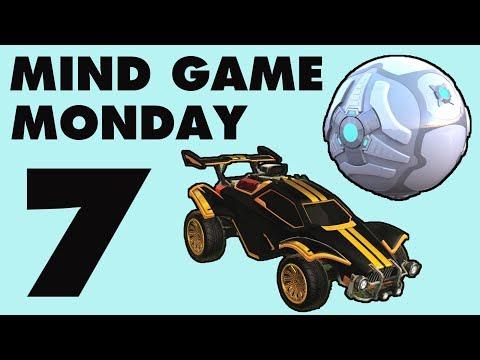 Mind Game Monday 7 (Competitive Rocket League) | JHZER thumbnail
