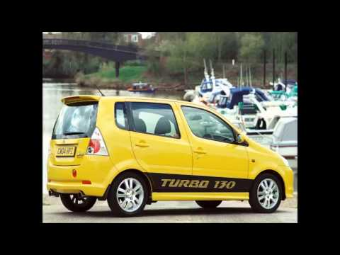 2004 Daihatsu Yrv Turbo 130 Youtube