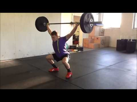 CrossFit Equity: Snatch and Clean & Jerk