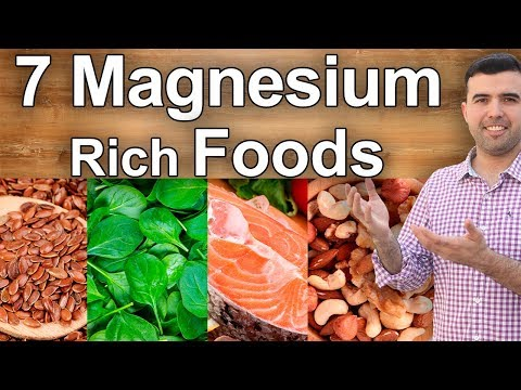 Best Foods Rich In Magnesium – Foods You Should Eat To Avoid Buying Magnesium Chloride