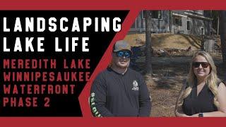 Meredith Lake Winnipesaukee Waterfront Phase 2