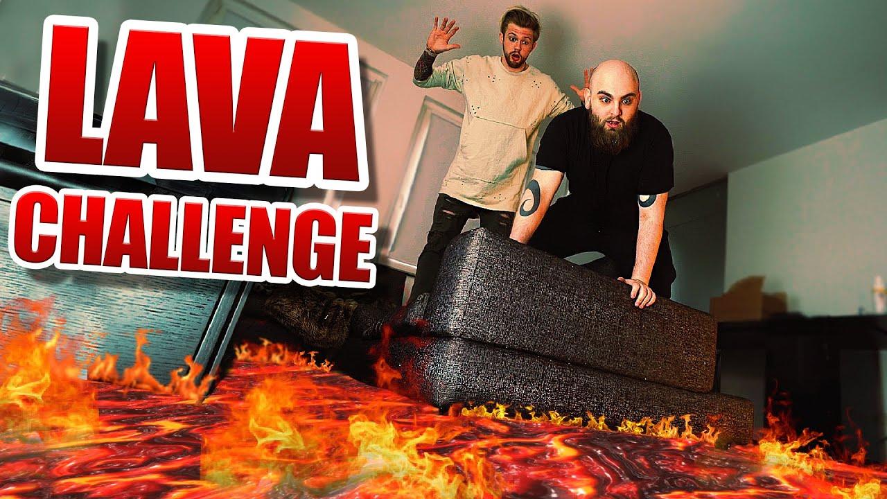 Der boden ist lava challenge doovi for Boden ist lava
