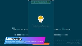 Lumosity - Best Brain Training Apps for Android/iOS #05