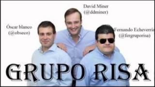 Grupo Risa: Telemaratón de Ramón García para salvar a RODRIGO RATO y MIGUEL BLESA