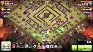 Clash of clans tutorial attacco hocus pocus