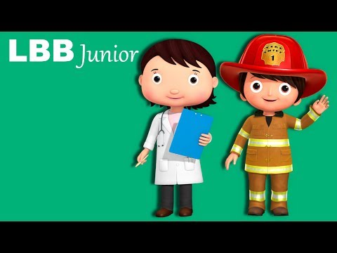 What Do You Want To Be When You Grow Up | Original Songs | By LBB Junior