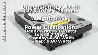 #1066 - Western Digital RE4-GP 2TB Hard Drive Video Review