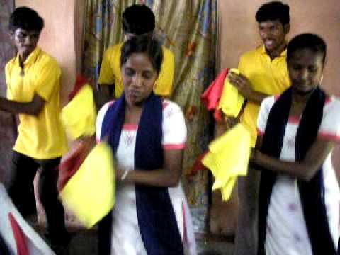 Oyilattam - Tamilnadu Folk Arts