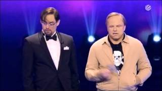 "Deutscher Fernsehpreis 2013: Laudatio Thiel und Boerne (Tatort Münster, ""switch reloaded""-Version)"