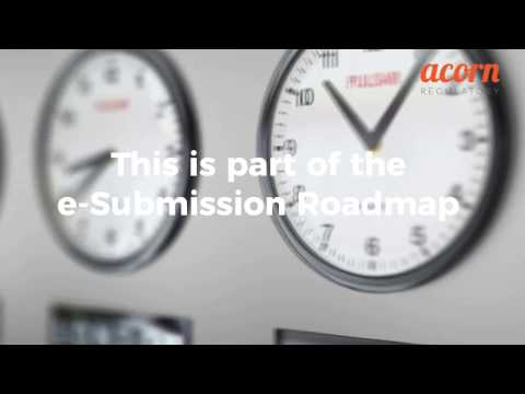 Acorn Regulatory  - 60 Seconds About eCTD (Electronic Common Technical Document)