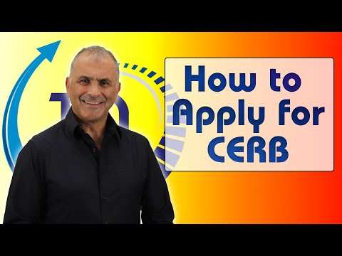 How To Apply For Canada Emergency Response Benefit-CERB