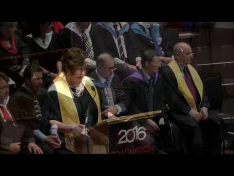 Graduation Ceremony 2016 Part 3