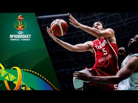 HIGHLIGHTS: Tunisia vs. Nigeria (VIDEO) FINALS -  FIBA AfroBasket 2017