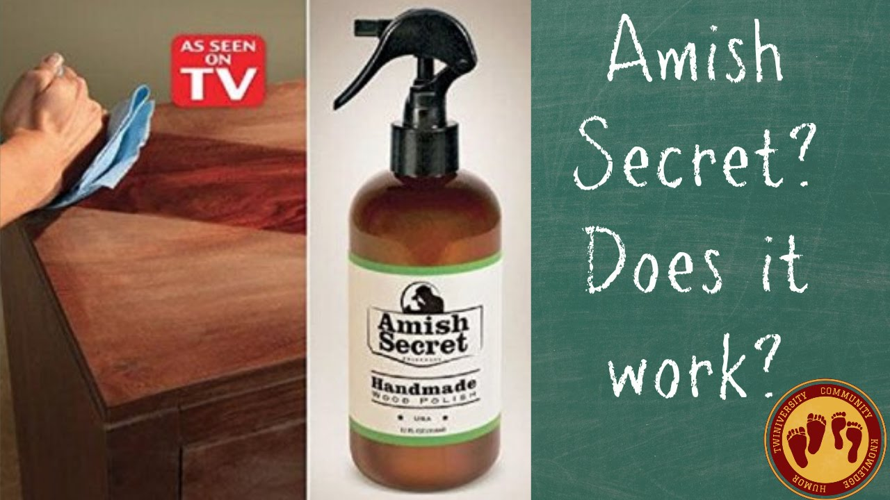 Amish Glow Furniture Polish Roselawnlutheran