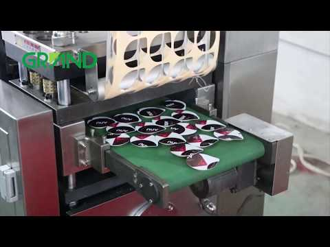 Blister Packing Machine For Condom