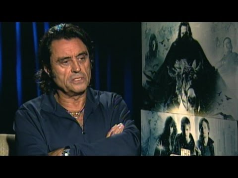 'The Seeker: The Dark Is Rising' Ian McShane Interview