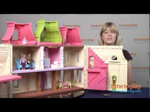 Loving Family Dream Dollhouse From Fisher Price Youtube