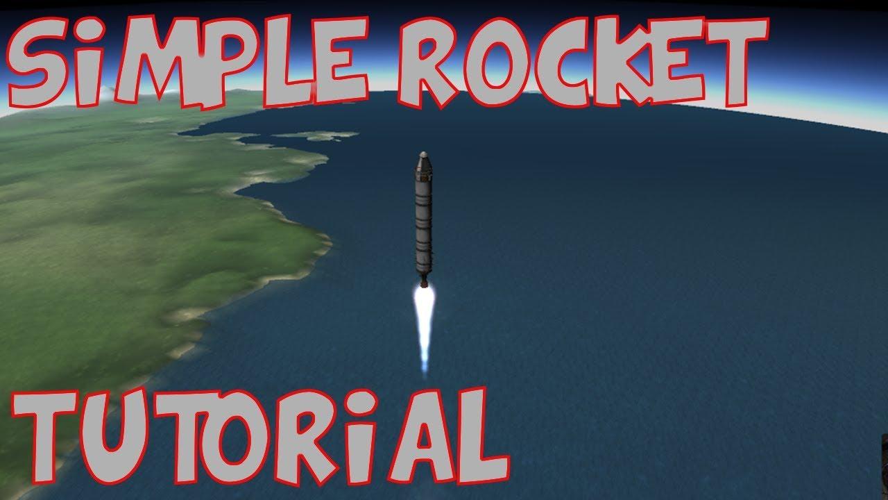 Ksp simple rocket designs